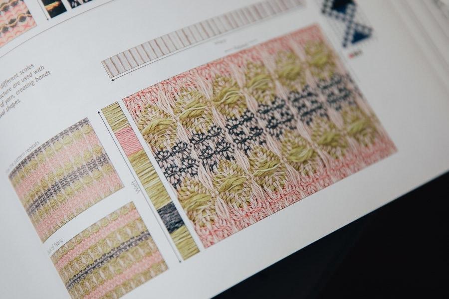 Texture In Weaving Sweetgeorgia Yarns