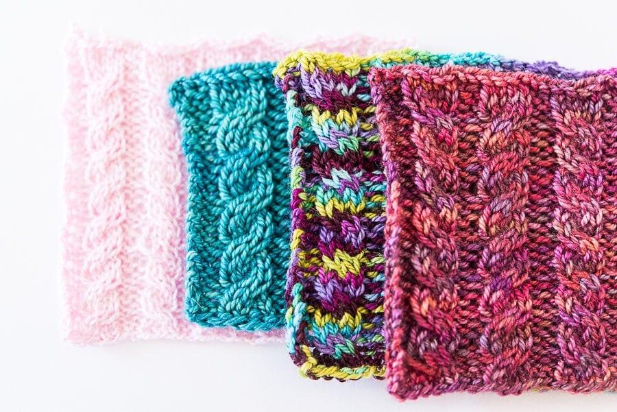 Choosing A Yarn For Texture Sweetgeorgia Yarns