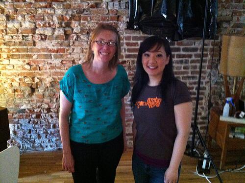 Liz Gipson, producer-extraordinaire!