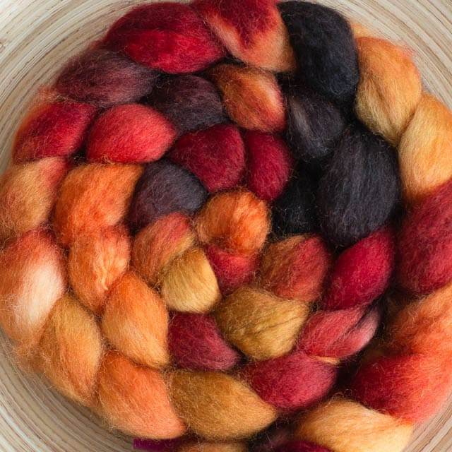 Pheonix Rising fibre