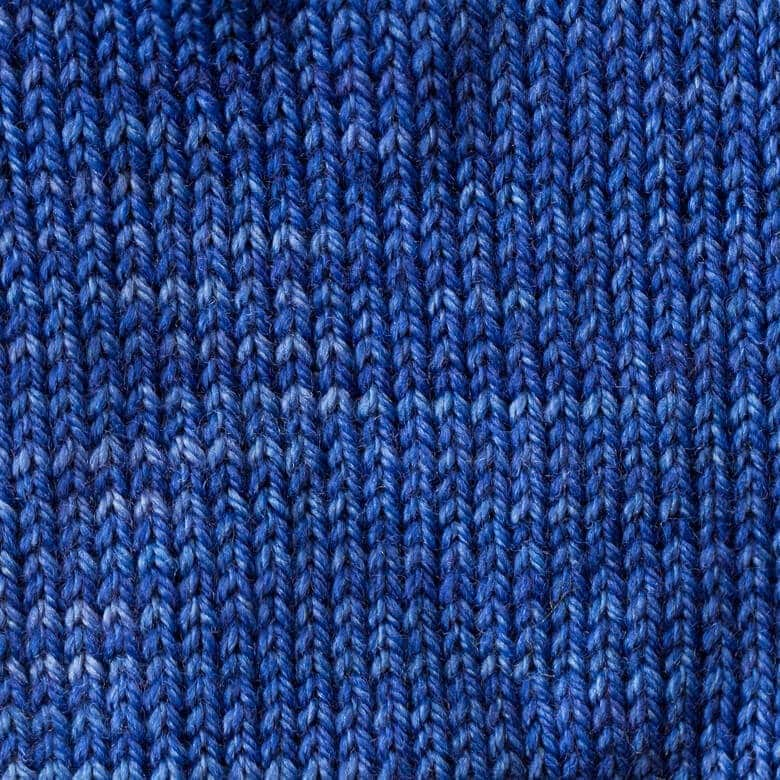Bluebell swatch