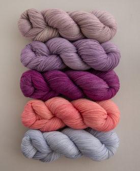 Aliso Creek - Hand-Dyed Yarn Set