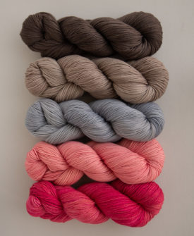 Mayaro Bay - Hand-Dyed Yarn Set