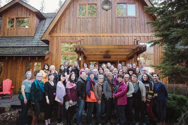 Escape with SweetGeorgia Retreat 2019 Participants