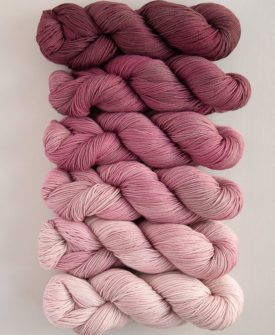 Lush Fade Kit 6 gradient/ombre colours full skeins