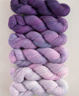 Enchanted Fade Kit 6 gradient/ombre colours full skeins