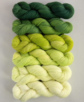 Botanica Fade Kit 6 gradient/ombre colours full skeins