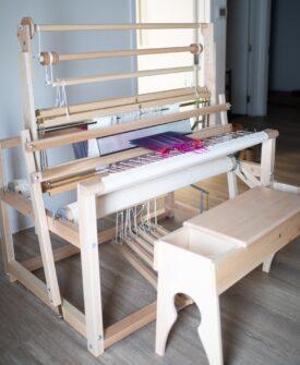 Leclerc Mira II Counterbalance Weaving Loom