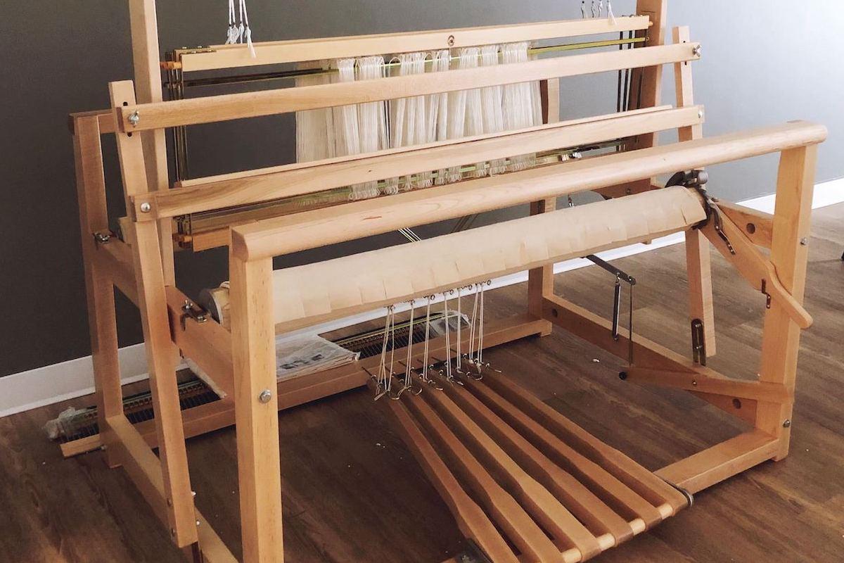 Leclerc Mira II counterbalance loom