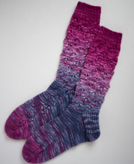 Breezy in Double Sock Blank Lighthouse