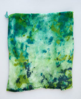 SweetGeorgia hand dyed double sock yarn blanks