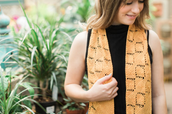 Spring Make-Along, Radiative knitting pattern by Tabetha Hedrick