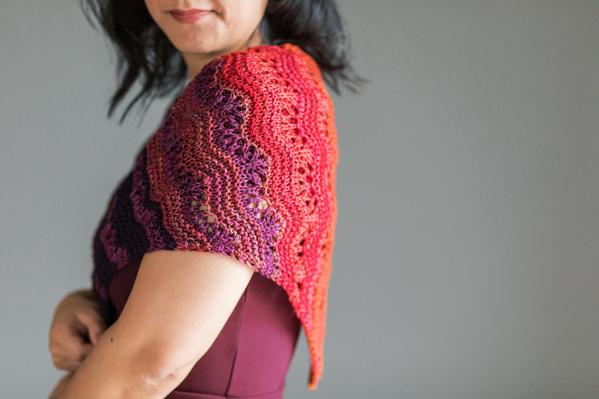 Cider & Fire knitting pattern by Tabetha Hedrick
