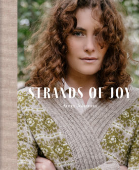 Laine Magazine Strands of Joy Knitting Pattern Book