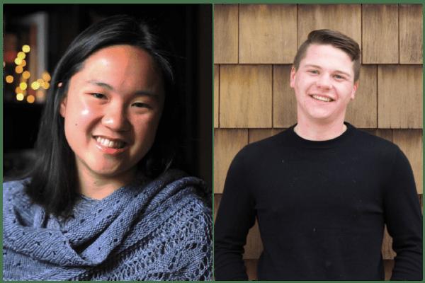 SweetGeorgia Designers in Residence 2021 Ruth Nguyen and Matt Akers
