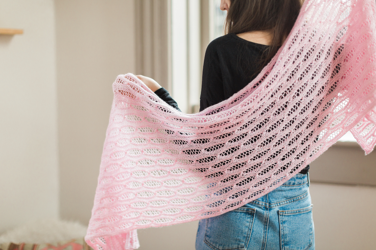 Budelli knitting pattern by Madelein Windsor