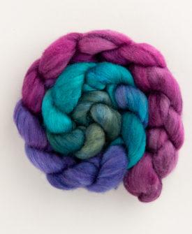 New handpainted fibre colourways by SweetGeorgia